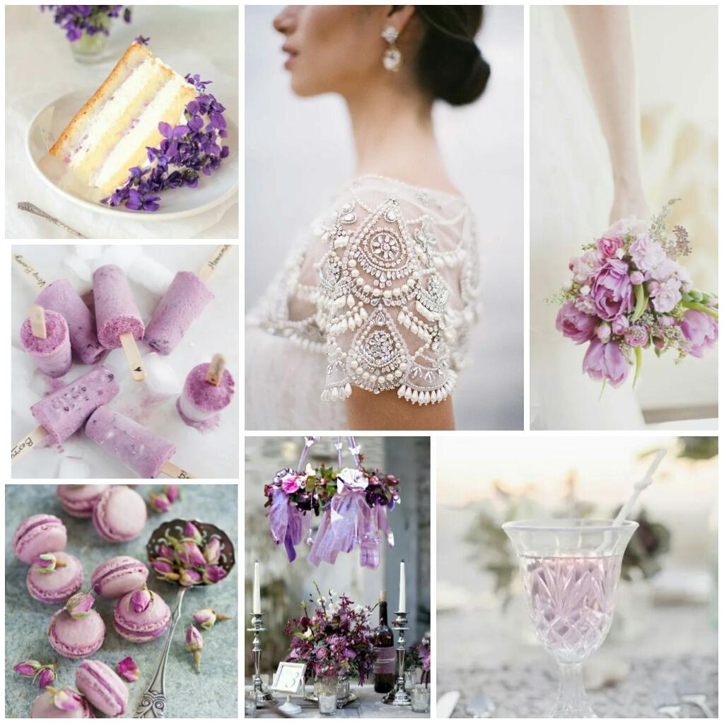 Bridal Style Report: Colour