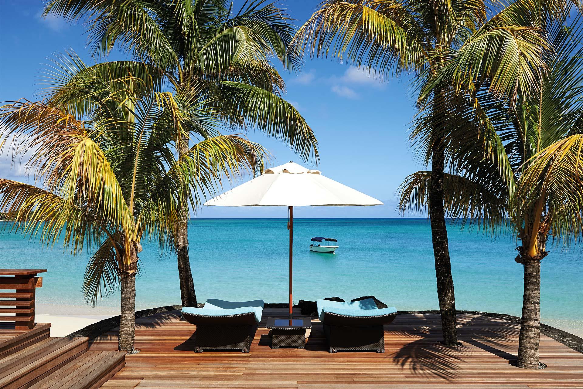 Something Blue - Royal Palm Beachcomber Hotel